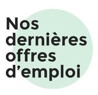 Dernières offres d'emploi BPS intérim